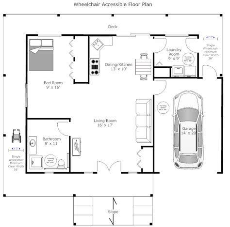 wheelchair accessible house plans ada house plans smalltowndjs com