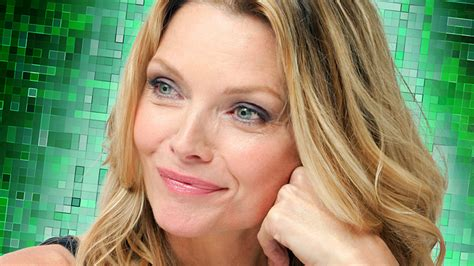 pictures of women in their 50s michelle pfeiffer s religion and political views the