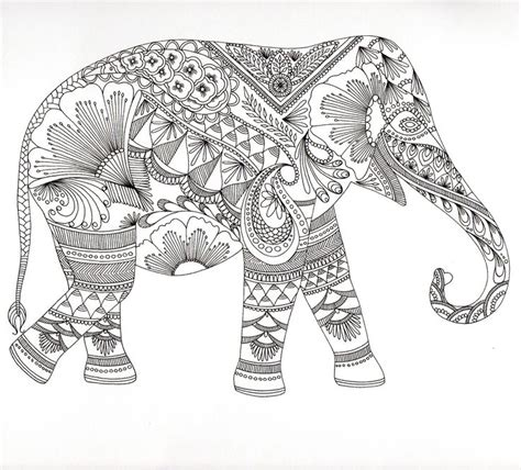 zen coloring pages elephant queen of colouring books artist sells 500k copies to
