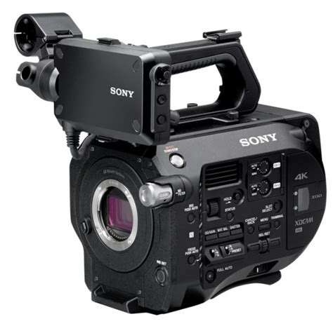 Kamera Sony A7r2 Sony Fs7 Launched Portable Super35 4k Exclusive On Cinema5d