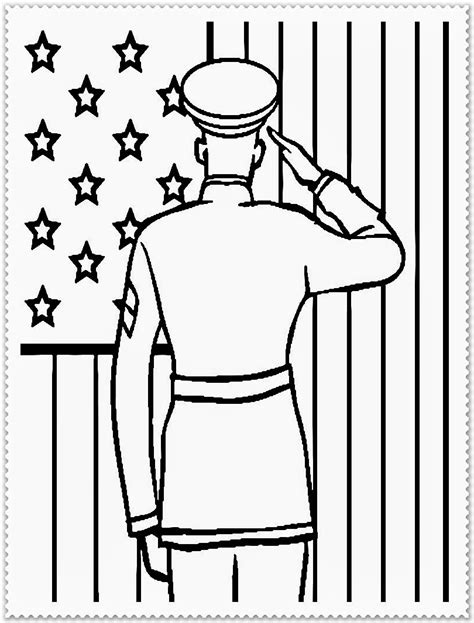 Veterans Day Printable Coloring Pages Veterans Coloring Pages
