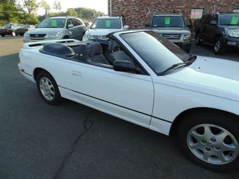 auto air conditioning repair 1994 nissan 240sx engine control 1994 nissan 240sx se convertible white ac cd only 95k classic nissan 240sx 1994 for sale
