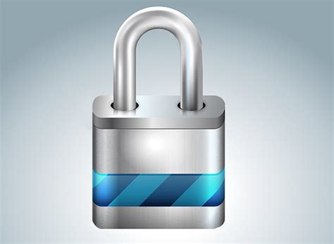 unity lock layout create a padlock with adobe illustrator and vectorscribe