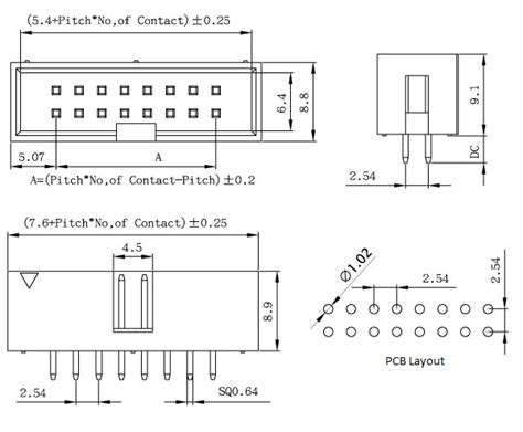 Socket 3 8 Inch 10 Mm 34205 Sata Tools 1 shrouded box header 2x8 pin 0 100 quot 2 54 mm australia