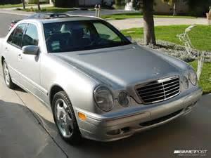 Mercedes 2001 E430 Kamichael S 2001 Mercedes E430 Bimmerpost Garage