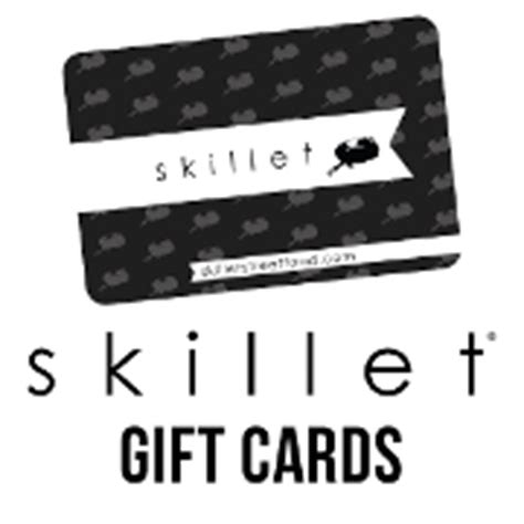 Food E Gift Cards - skillet street food buy egift card