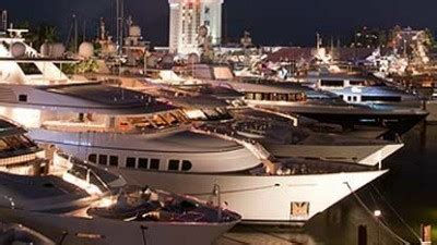 fort lauderdale international boat show 2017 tickets gawk at mega yachts with free tickets to fort lauderdale