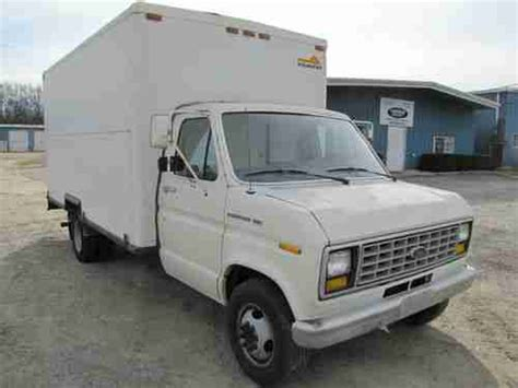 how things work cars 1988 ford e series head up display find used 1988 ford econoline e350 box truck money maker ready to work no reserve in