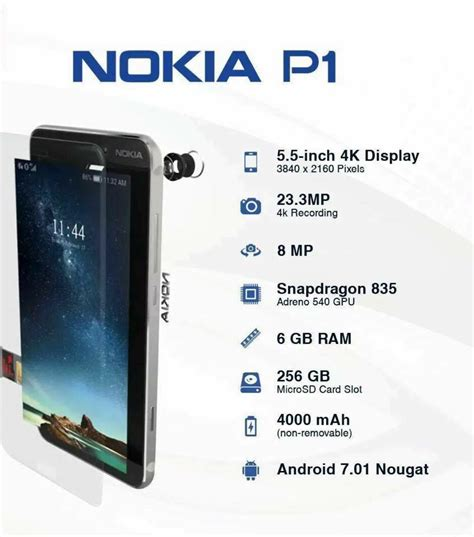 nokia androids nokia is about to launch a beast nokia p1 smartphone