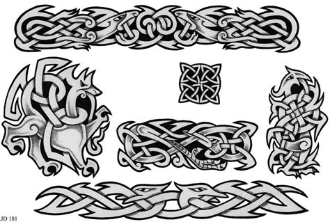 celtic wristband tattoo designs 20 wristband designs