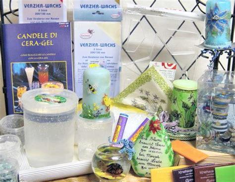 gel per candele cera gel fare candele esempi decorazioni ape pulcino