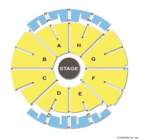 nycb theater seating map nycb theatre at westbury westbury ny seating chart view