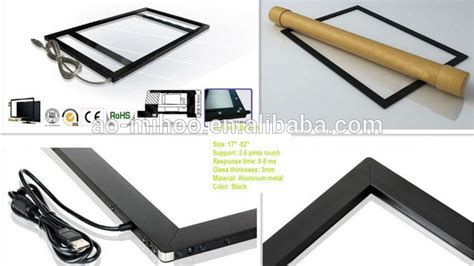 Touch Screen Advance T2c infrared touch sensor ir touch screen panel with multi