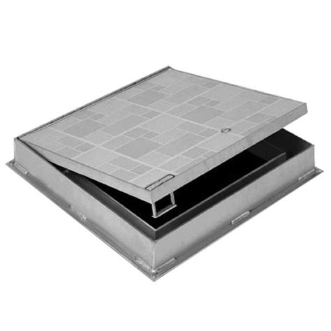 Floor Access Doors by Ft 8050 1 Quot Recessed Floor Access Door Aluminum Floor