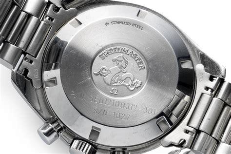 The Auction Hammer: Bonhams to auction Reinhard Furrer Omega Speedmaster Professional NASA 145