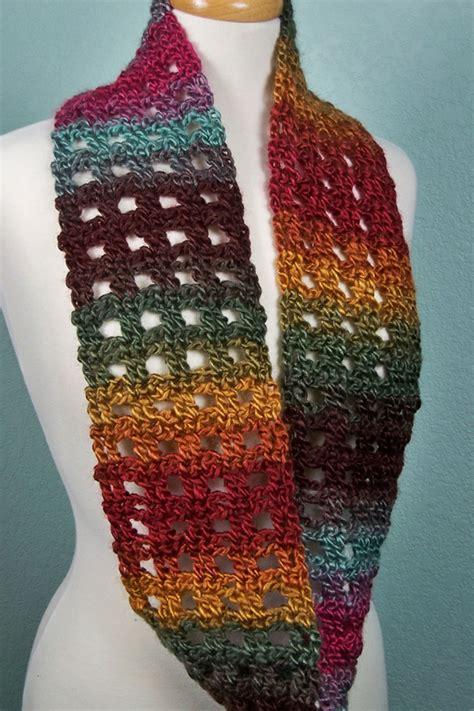 Landscape Yarn Patterns Landscapes Cowl The Crochet Architect