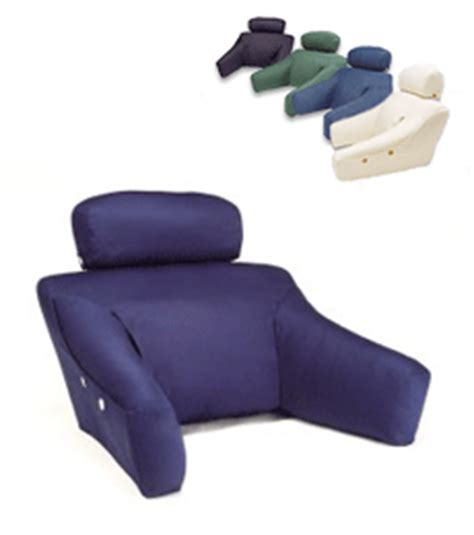 support pillow for reading in bed back pain relief specials gifts of comfort