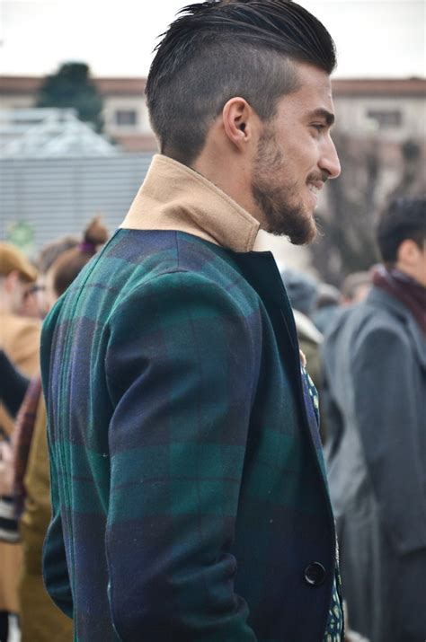 mariano di vaio side part undercut hairstyle 45 stylish looks hommes malaysia s