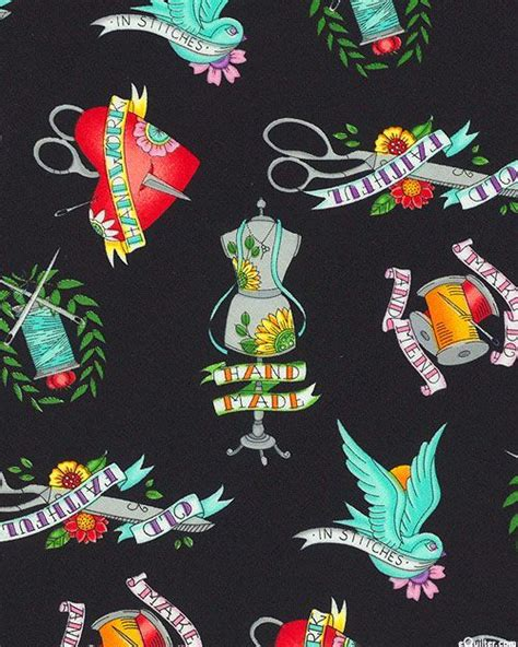 tattoo fabric 25 best ideas about sewing tattoos on