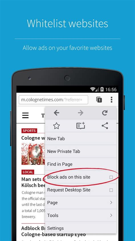 adblock firefox mobile adblock browser for android and ios now available for