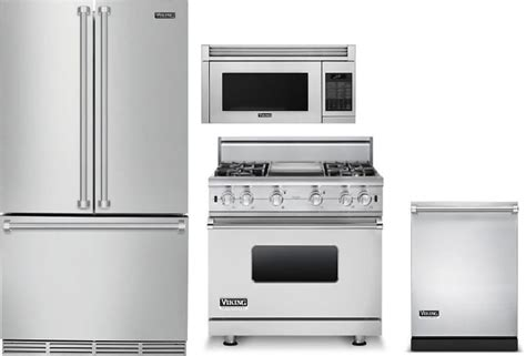 viking kitchen appliance packages viking vireradwmw68 viking 4 piece kitchen appliances