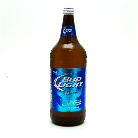 40 Oz Bud Light by Bud Light 40oz Wine And Liquor Delivered To