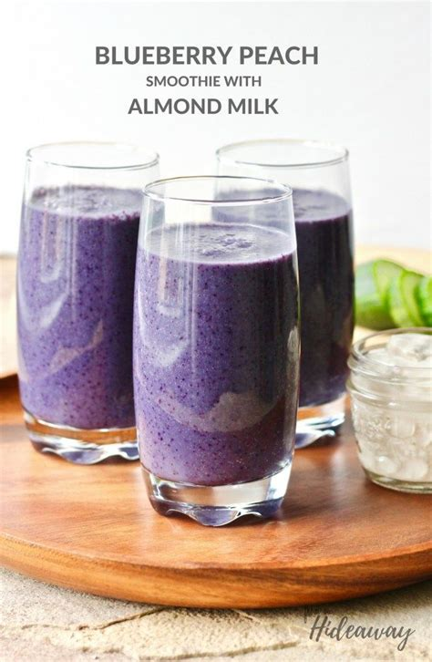 Blueberry Essence For Detox by Best 25 Blueberry Smoothie Ideas On