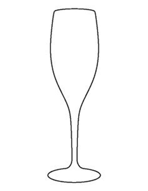 wine glass place cards template wine bottle pattern use the printable outline for crafts