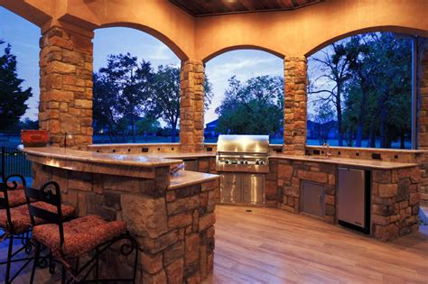 high end outdoor kitchens high end outdoor living area kitchen finishes in royal