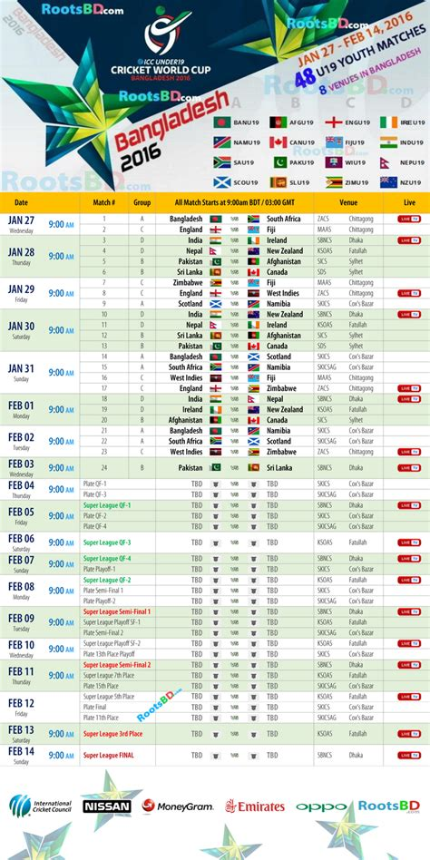 Icc Search Icc World 2015 Fixture Search Results Calendar 2015