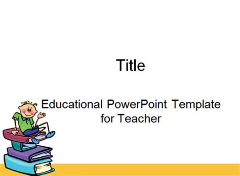 powerpoint layout blank education powerpoint templates for teachers choice image