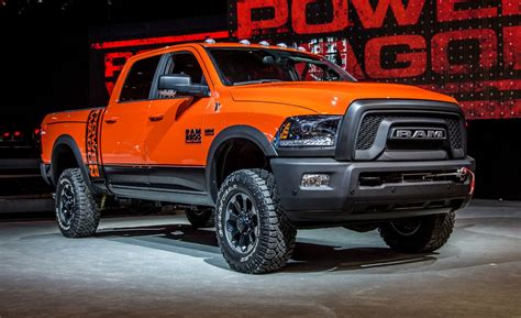 ram power wagon   info news car  driver