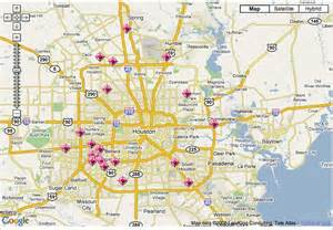 houston crime heat map spotcrime spotcrime crime mapping page 35