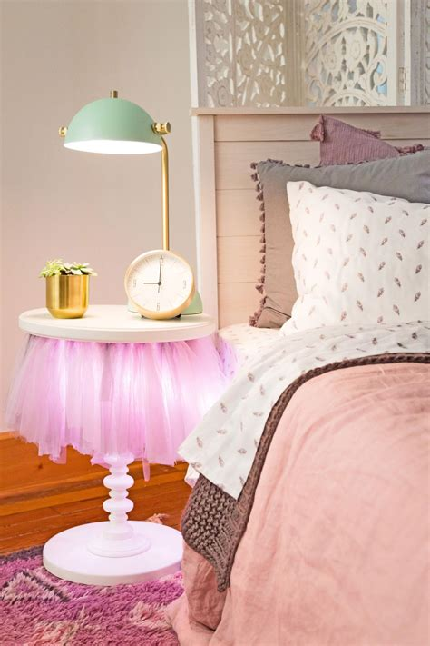 Wonderful Diy Light Tutu Table by How To Make A Light Up Tutu Table Room Makeovers To Suit