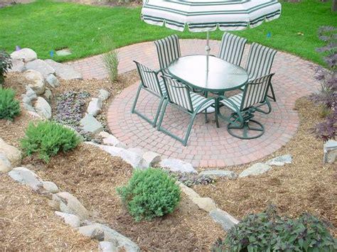 circular paver patio circular paver patio brick pavers patio