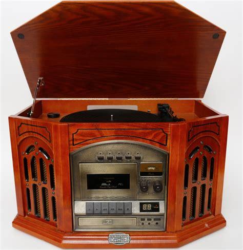 cd cassette radio pacconi classics turntable cd cassette radio ebth