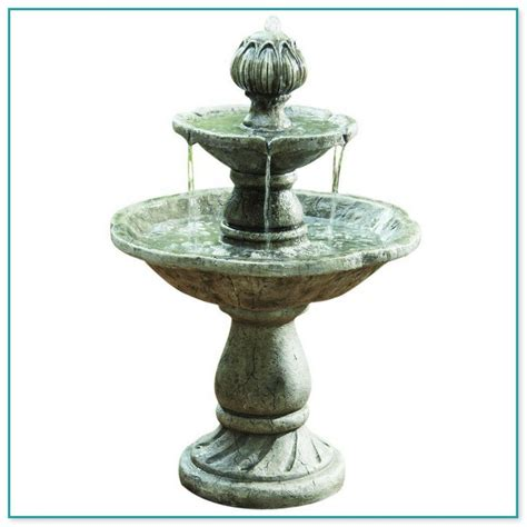 indoor bubble water fountains