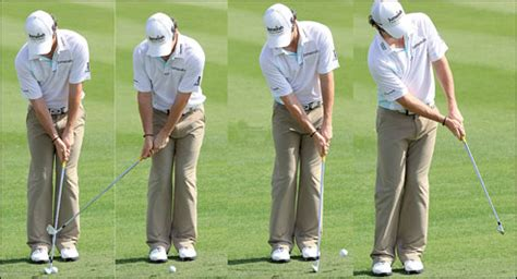 chipping golf swing the putting mirror that aligned rory mcilroy s open