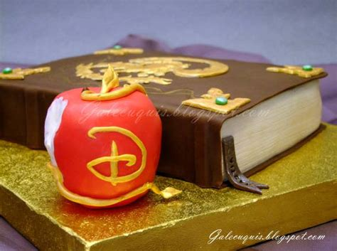 Auto Auf Kuchen Malen by Descendants Mal 180 S Spell Book Cake By Gardenia