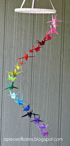 Origami Crane Mobile For Sale - 1000 ideas about paper crane mobile on crane