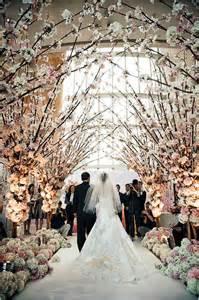 Wedding Aisle Or Isle by Wedding Ceremony Decoration Ideas With 50 Stunning Wedding