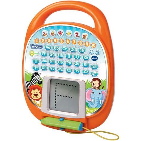vtech write and learn desk vtech write learn touch tablet walmart com