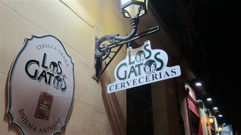 ria de gatos madrid tapas the blegger