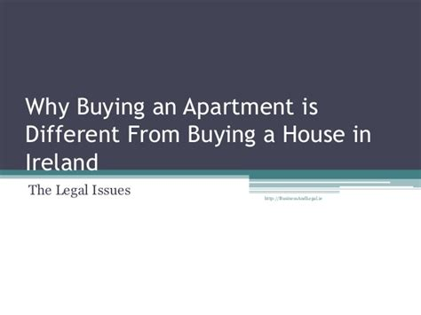 buying an apartment buying an apartment in ireland the essentials