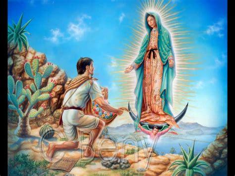 en nuestra historia de wallpaper la guadalupana our of guadalupe