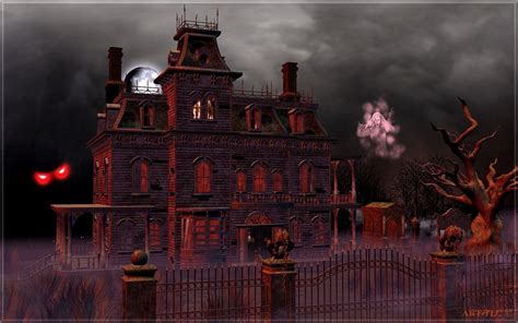 free haunted house music haunted house wallpapers desktop wallpaper cave