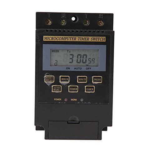 Timer Digital Programmable Listrik 220v 16a 2000 W Max compare price to 220 volt timer switch tragerlaw biz