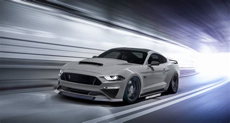 what if the 2019 shelby gt500 mustang looked like this