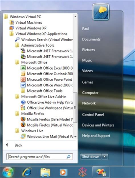Ms Office For Windows 7 Windows 7 To An Xp Mode Remote Administration For