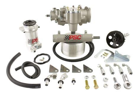 Kit Mixer 9 Potensio Tj psc motorsports stage 5 ram assist steering kit 95 02 tj xj yj